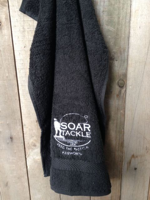 Large Fishing Towel by Soar Tackle